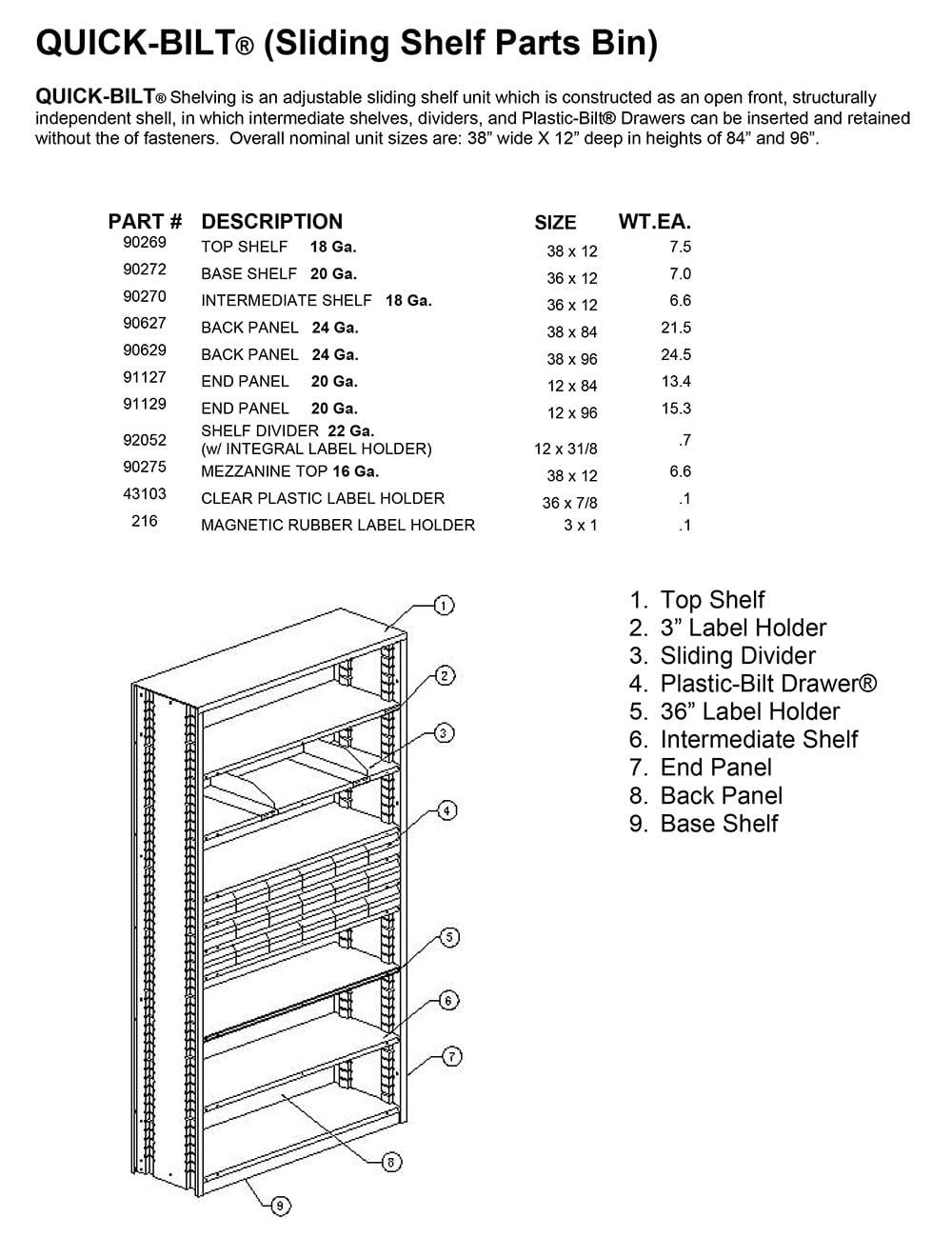Klip Bilt Assembly Instructions