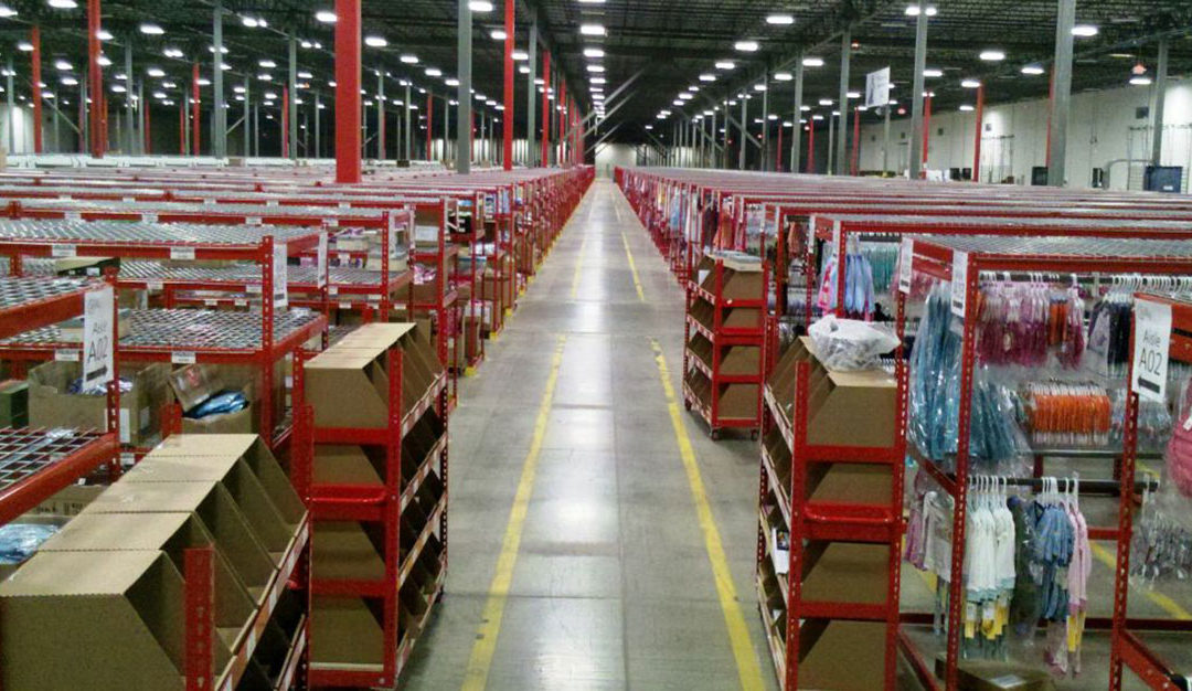 10 Benefits of BILT Industries's Custom Industrial Shelving