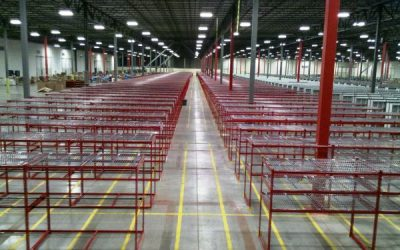 Why You Need to Invest in Industrial Warehouse Shelving