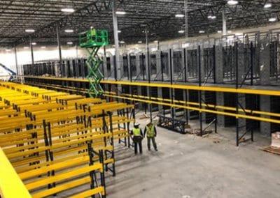 Automotive Parts Distribution Center in NC
