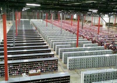 eCommerce Distribution Center in NV