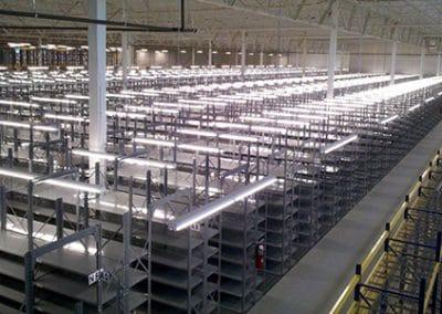 Automotive Parts Distribution Center in CA