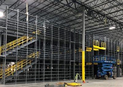 Automotive Parts Distribution Center in TN
