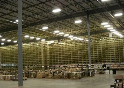 Hardware Distribution High Rise Order Picking