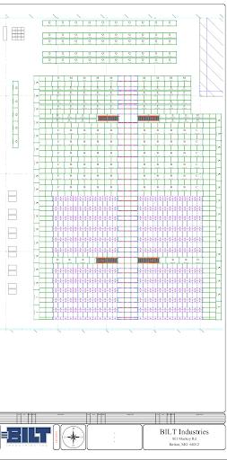 High Density Drawers