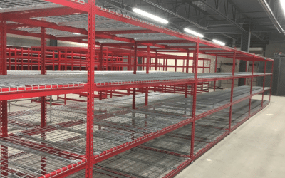 A Look at BILT Industries's Industrial Shelving Solutions