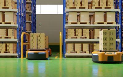 How Autonomous Mobile Robots (AMRs) Are Revolutionizing Warehouse Operations
