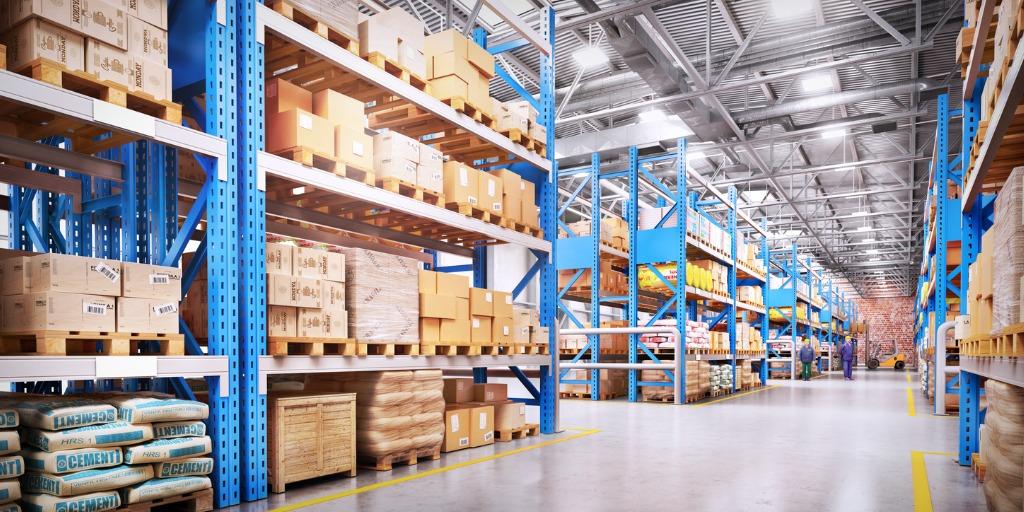 warehouse-shelving