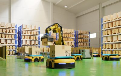 Warehouse Robots 101: We're Not Talking About the Future